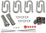 Porsche 911 Carrera 3.0L Custom Header Build Kit