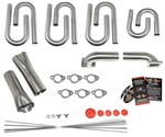 Porsche 911 Carrera Classic Custom Turbo Header Build Kit