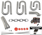 Porsche 944 Custom Turbo Header Build Kit
