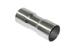 "1 1/2"" Stainless Steel Exhaust Coupler"