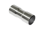 "2 1/8"" Stainless Steel Exhaust Coupler"