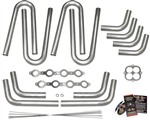 Cobra Kit Car- Chevy LS Header Build Kit