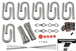 Chevy-GM LS Header Build Kit