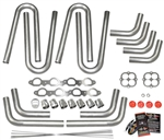 Cobra Kit Car- Chevy LS7 Header Build Kit