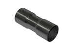 "2 1/2"" Mild Steel Exhaust Coupler"