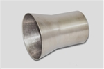 "2 3/4"" Transition Reducer Stainless Steel"