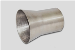 "2"" Transition Reducer Stainless Steel"