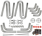 Cobra Kit Car- Small Block Ford-Windsor Header Build Kit