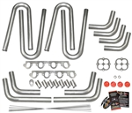 Cobra Kit Car Header Build Kit- Big Block Ford