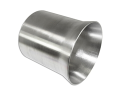 "4 1/2"" Transition Reducer Stainless Steel"