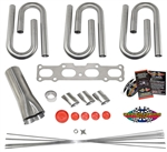 Mazda Miata 1.8L BP Custom Header Build Kit