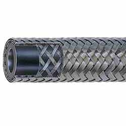 -08AN Aeroquip AQP Braided Stainless Steel Race Hose