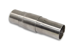 "1 5/8"" Stainless Double Slip Joint"