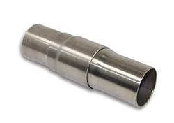 "1 3/4"" Stainless Double Slip Joint"