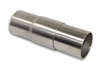 "2 1/8"" Stainless Single Slip Joint"