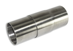 "2 1/4"" Stainless Single Slip Joint"