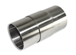 "3"" Stainless Single Slip Joint"
