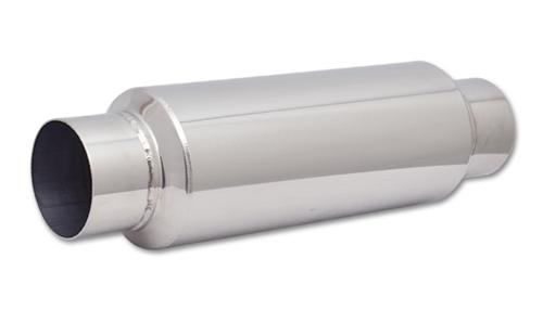 "Vibrant Performance Resonator 2.5/"" Inlet 12/"" Long 1792"