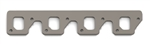 "SBF- 351C 4 Brrl. 1 3/4"" Port Mild Steel Header Flange"