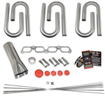 Saturn SC2 DOHC Custom Header Build Kit