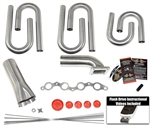 Toyota 4A-GTE 1.6L Custom Turbo Header Build Kit