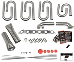 Toyota Supra 7M-GTE Custom Turbo Header Build Kit