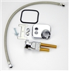 Vacuum Breaker kit it for salon shampoo and backwash sinks