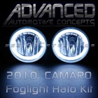 2010-2013 Camaro Phastek Fog Light Halo Kit by Oracle
