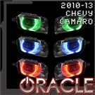 2010 2011 2012 2013 Camaro ORACLE ColorSHIFT 2.0 Color Changing Halo Rings