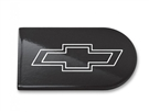American Brother Designs Ignition Key Plate, Bowtie Logo :: 2010-2015 Camaro