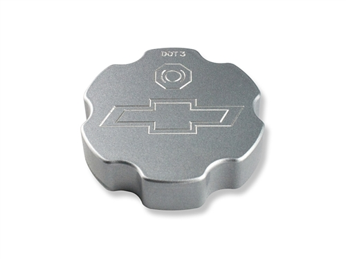 American Brother Designs Brake Fluid Cap Cover, Bowtie Logo :: 2016-2019 Camaro