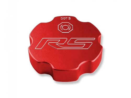 American Brother Designs Brake Fluid Cap Cover, RS Logo :: 2010-2015 Camaro V6