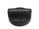 American Brothers Designs Oil Fill Cap Cover, ZL1 Logo :: 2012-2015 Camaro ZL1