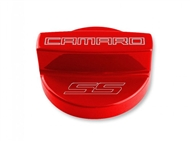 American Brother Designs Oil Fill Cap, SS Logo :: 2016-2019 Camaro SS