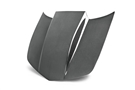 Carbon Fiber Cowl Hood :: Fits all 2010-2013 Camaro models