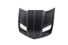 Carbon Fiber BBII-Style Hood :: Fits all 2010-2013 Camaro models