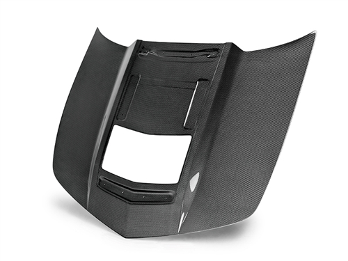 Anderson Composites Type-ZL Carbon Fiber Hood Without Insert :: 2012-2015 Camaro ZL1