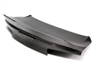 Anderson Composites ST-Style Double Sided Carbon Fiber Decklid With Integrated Spoiler :: 2016-2018 Camaro