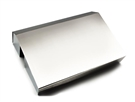 American Car Craft Fuse Box Cover, Brushed Stainless Steel :: 2016-2020 Camaro