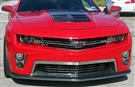 2012 2013 Camaro ZL1 Front Grille Trim Kit 13PC Polished Upper #102067 By American Car Craft