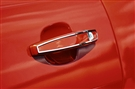 2010-2015 Camaro Door Handle Trim (Polished) #102003 By American Car Craft