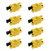 Accel Camaro Super Coil Packs (Set of 8) #140043-8 - fits all 2010, 2011, 2012, 2013, 2014, 2015 Camaro SS models