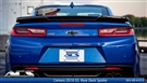 2016-2018 Camaro SS 6 Rear Deck Spoiler 48-4-013 by ACS Composite