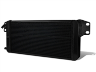 AFCO Black Aluminum Heat Exchanger :: 2012-2015 Camaro ZL1