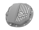 aFe Power Street Series Rear Differential Cover With Machined Fins, Raw :: 2014-2019 GM Silverado, Sierra 1500 L4-2.7L, V6-4.3L, V8-5.3L, 6.2L