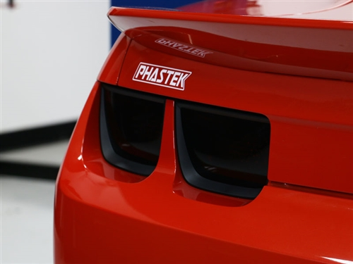 2010 2011 2012 2013 Camaro SS/LS/LT/RS & ZL1 Tail Light Bezels in Gloss Black or Flat Black