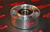 2010 2011 2012 2013 Camaro Idler Pulley Machined Finish #GBC-171 by Billet Custom