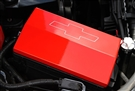 2010-2015 Camaro Fuse Box Cover 'Bowtie' by Billet Custom