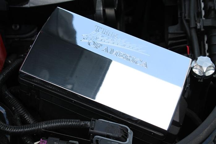billet customs heartbeat fuse box cover 2010 2015 camaro rh phastekperformance com