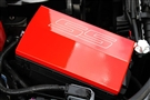 2010-2015 Camaro Fuse Box Cover 'SS' By Billet Custom
